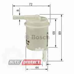 Фото 1 - Bosch 0 986 450 016 фильтр топливный