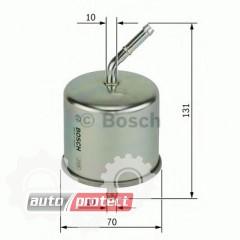 Фото 1 - Bosch 0 986 450 105 фильтр топливный