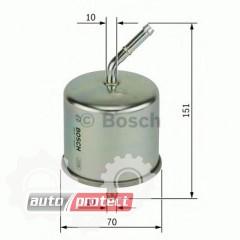 Фото 1 - Bosch 0 986 450 222 фильтр топливный