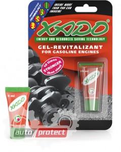 Фото 1 - XADO Гель-ревитализант для бензинового двигателя