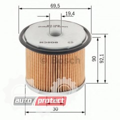 Фото 1 - Bosch 1457429656 фильтр топливный