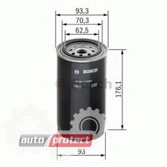Фото 1 - Bosch 1457429676 фильтр топливный