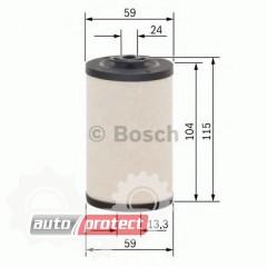 Фото 1 - Bosch 1457431158 фильтр топливный