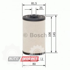 Фото 1 - Bosch 1457431326 фильтр топливный
