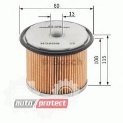 Фото 1 - Bosch 1457431365 фильтр топливный