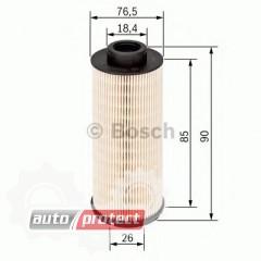 Фото 1 - Bosch 1457431704 фильтр топливный