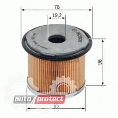 Фото 1 - Bosch 1457431720 фильтр топливный