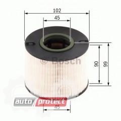 Фото 1 - Bosch 1457431729 фильтр топливный