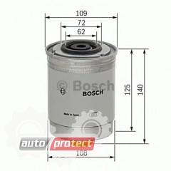 Фото 1 - Bosch 1457434185 фильтр топливный