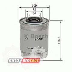 Фото 1 - Bosch 1457434186 фильтр топливный