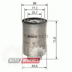 Фото 1 - Bosch 1457434201 фильтр топливный