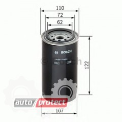 Фото 1 - Bosch 1457434205 фильтр топливный