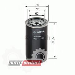 Фото 1 - Bosch 1457434300 фильтр топливный