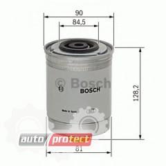 Фото 1 - Bosch 1457434400 фильтр топливный