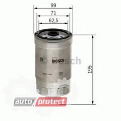 Фото 1 - Bosch 1457434402 фильтр топливный