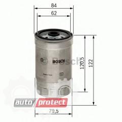 Фото 1 - Bosch 1457434435 фильтр топливный