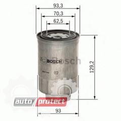 Фото 1 - Bosch 1457434438 фильтр топливный