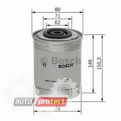 Фото 1 - Bosch 1457434447 фильтр топливный