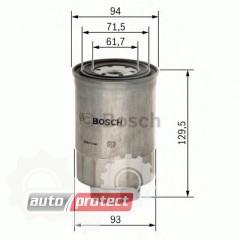 Фото 1 - Bosch 1457434453 фильтр топливный