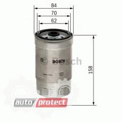 Фото 1 - Bosch 1457434458 фильтр топливный