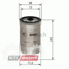Фото 1 - Bosch 1457434459 фильтр топливный