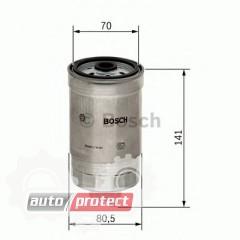 Фото 1 - Bosch 1457434511 фильтр топливный