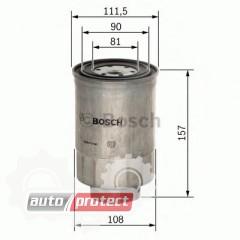 Фото 1 - Bosch F 026 402 025 фильтр топливный