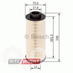 Фото 1 - Bosch F 026 402 029 фильтр топливный