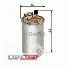 Фото 1 - Bosch F 026 402 051 фильтр топливный