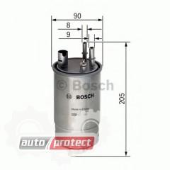 Фото 1 - Bosch F 026 402 054 фильтр топливный