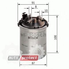 Фото 1 - Bosch F 026 402 056 фильтр топливный
