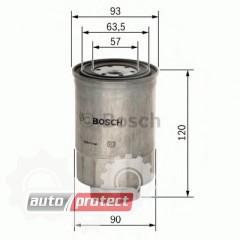 Фото 1 - Bosch F 026 402 063 фильтр топливный