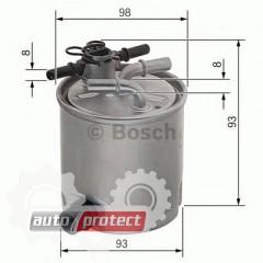 Фото 1 - Bosch F 026 402 072 фильтр топливный