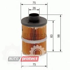 Фото 1 - Bosch F 026 402 084 фильтр топливный
