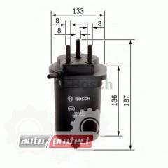Фото 1 - Bosch F 026 402 098 фильтр топливный