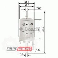 Фото 1 - Bosch F 026 403 006 фильтр топливный
