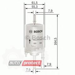 Фото 1 - Bosch F 026 403 013 фильтр топливный