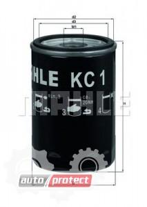 Фото 1 - MAHLE KC 1 фильтр топливный
