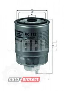 Фото 1 - MAHLE KC 112 фильтр топливный