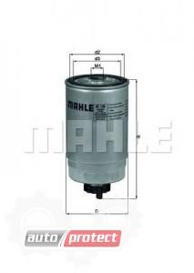 Фото 1 - MAHLE KC 140 фильтр топливный