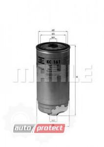 Фото 1 - MAHLE KC 161 фильтр топливный