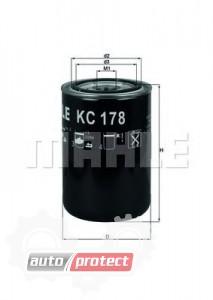 Фото 1 - MAHLE KC 178 фильтр топливный