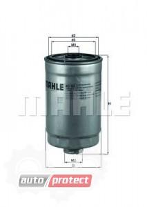 Фото 1 - MAHLE KC 181 фильтр топливный