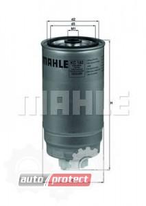 Фото 1 - MAHLE KC 182 фильтр топливный