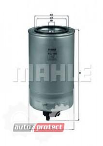 Фото 1 - MAHLE KC 186 фильтр топливный
