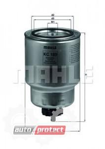 Фото 1 - MAHLE KC 189 фильтр топливный