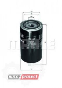 Фото 1 - MAHLE KC 192 фильтр топливный