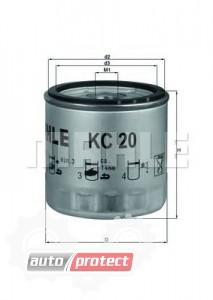 Фото 1 - MAHLE KC 20 фильтр топливный