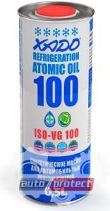 Фото 1 - XADO Refrigeration Oil 100 Масло для автомобильных кондиционеров