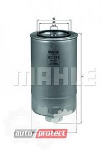 Фото 1 - MAHLE KC 214 фильтр топливный